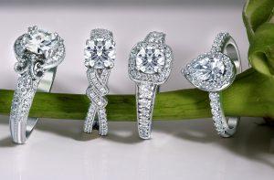 Deonne Le Roux Custom Engagement rings