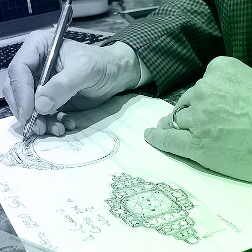 Deonne Le Roux Custom Design Process