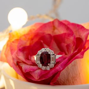 deonne le roux ruby ring