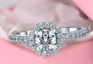 Deonne Le Roux Engagement Ring